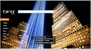 11 septembre Bing