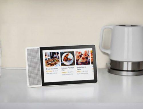 """Un Google Home avec écran et """"son intelligent"""" est dans les cartons"""