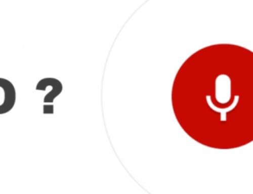 le nouvel outil de Google, la recherche vocale!
